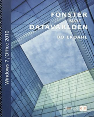 Datorkunskap - Office 2010