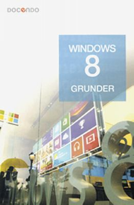 Windows 8: Grunder.