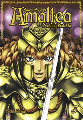Sword princess Amaltea: Bok 3.